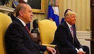 Trump: 'Erdoğan, Bana Suriye'deki IŞİD Kalıntılarını Yok Edeceği Konusunda Bilgi Verdi'