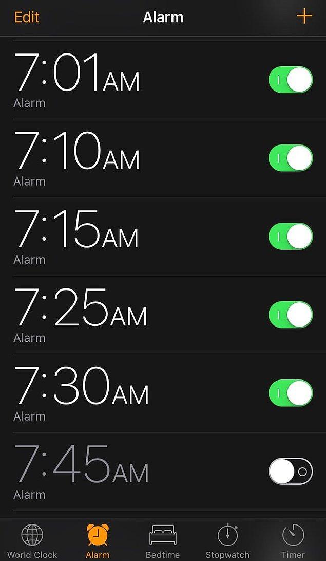 2. Alarmınızı ertelediğinizde uyanmak neden daha zor olur?