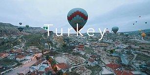 Bir Turistin Gözünden 2 Dakikada Türkiye