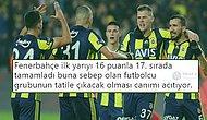 Fenerbahçe, İlk Yarıyı Düşme Hattında Tamamladı! Antalyaspor Maçının Ardından Yaşananlar ve Tepkiler