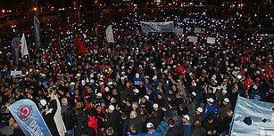 Sakarya'da İşçilerden 'Fabrikana Sahip Çık' Protestosu: 'Savunma Sanayi Özelleştirilemez'