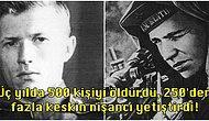 İkinci Dünya Savaşı'nda Tek Başına 500 Kişiyi Öldüren, Sovyet Rusya'nın En Acımasız Keskin Nişancısı: Ivan Sidorenko