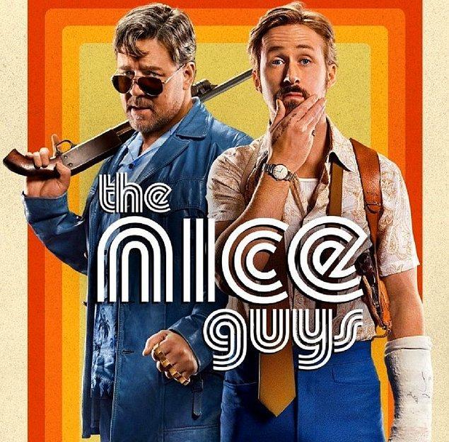 19. The Nice Guys / 2016 / IMDb: 7,4