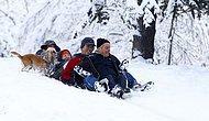 ❄️ Türkiye Beyaza Büründü: Yurdun Dört Bir Yanından Kar Manzaraları