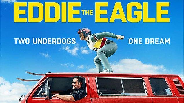 18. Eddie the Eagle / 2015 / IMDb: 7,4