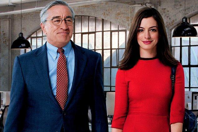 22. The Intern / 2015 / IMDb: 7,1