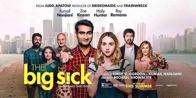 11. The Big Sick / 2017 / IMDb: 7,6