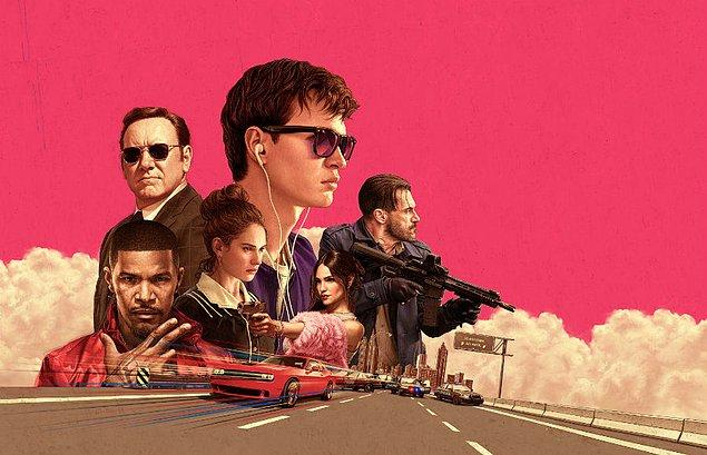 12. Baby Driver / 2017 / IMDb: 7,6