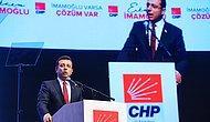 CHP'nin İstanbul Adayı Ekrem İmamoğlu İstanbul için 5 Somut Hedefini Açıkladı