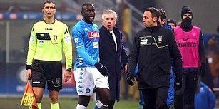 İtalya'da Napoli'nin Başarılı Futbolcusu Koulibaly'e Irkçı Saldırı: 'Tenimin Rengiyle Gurur Duyuyorum'