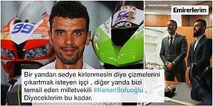 Milletvekili Kenan Sofuoğlu'nun 'Emir Erlerim' Diyerek Paylaştığı Fotoğraf Sosyal Medyanın Gündeminde