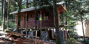 Bungalovlar Yapılmıştı: Gölcük Tabiat Parkı'ndaki Projeye Mahkemeden Durdurma Kararı