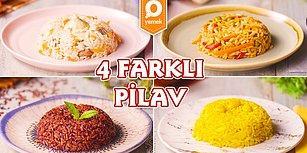 Her Yemeğin Yancısı: 4 Farklı Pilav Nasıl Yapılır?