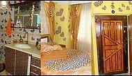 Detayları ve Dekorasyonuyla Retina Yakan Leopar Desenli Ev İlanı