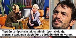 Ahmet Kural Ayşe Arman'ın Röportaj İsteğine Instagram'dan Yanıt Verdi