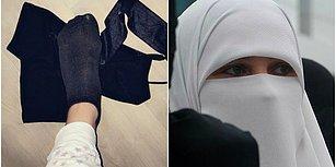 Suudi Kadınlar Sosyal Medyada Bir Araya Geliyor: #Ayağımın Altındaki Nikap