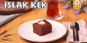 Sofraların En Tatlı Lezzeti: Islak Kek Nasıl Yapılır?