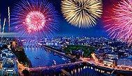 Yılbaşını En Görkemli Şekilde Kutlayan ve Mutlaka Orada Olmanız Gereken 12 Dünya Şehri
