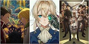 Başarılı Çizimleri ve Sürükleyici Hikâyeleriyle 2018 Yılında Bizi Ekran Başına Kilitleyen En İyi 20 Anime