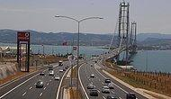 Yeni Yıl Bildiğiniz Gibi: Osmangazi Köprüsü Geçiş Ücretine Yüzde 44 Zam