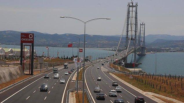 Köprü ve otoyol ücretleri için destek talebi