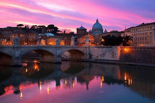 8. Roma, İtalya