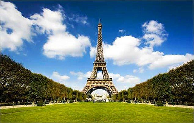 4. Paris, Fransa