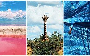 Apple'ın Instagram Hikayelerinde Paylaştığı iPhone İle Çekilmiş Birbirinden Güzel Duvar Kağıtları