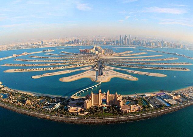 1. Dubai, Birleşik Arap Emirlikleri