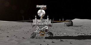Çin, Ay'ın Karanlık Yüzüne Araç İndiren İlk Ülke Oldu!