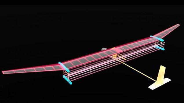 5. MIT mühendisleri, hiçbir hareketli parçası olmayan uçak üretmeyi başardı.