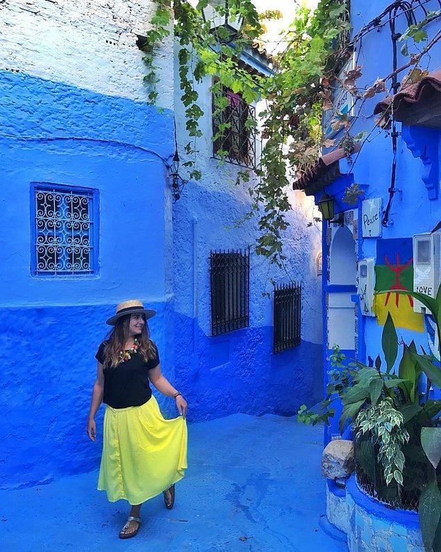 8. Yeni kültürlerle tanışmaktan ve keşfetmekten keyif alan Egeli Ege