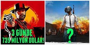 PUBG, Fortnite ve Daha Fazlası! 2018 Yılında Kazandırdıkları Paralarla Ağzınızı Bir Karış Açık Bırakacak Oyunlar