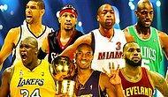 Sen NBA Efsanelerinden Hangisisin?