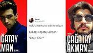 """""""Nasıl Çağatay Akman Oldum?"""" Diye Kitap Yazan Genç Şarkıcı Çağatay Akman Sosyal Medyanın Diline Düştü"""