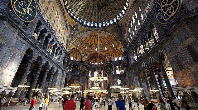 Efes Antik Kenti, Topkapı Sarayı ve Ayasofya Müzesi'ne giriş 72 lira oldu.