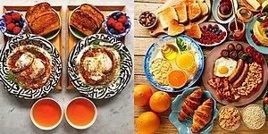 Bu Kahvaltı Masalarını Puanla, Hakkındaki Her Şeyi Ortaya Dökelim!