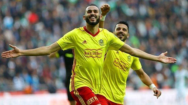 Khalid Boutaïb ➡️ Zamalek  - [1.5 milyon euro]