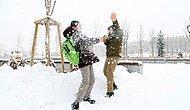 28 İlde Eğitime Kar Tatili