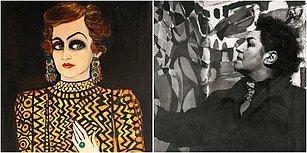 Doğum Gününde Doodle Oldu! Ünlü Türk Ressam Fahrelnissa Zeid Kimdir?