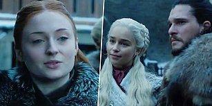Final Sezonunu Çılgınlar Gibi Beklediğimiz Game of Thrones'tan Kısa Ama Heyecanlandıran Görüntüler!