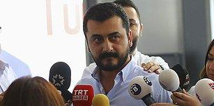 Bir Günde İki Karar: Eren Erdem Yeniden Tutuklandı