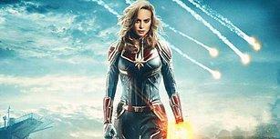 Brie Larson'lu 'Captain Marvel' Filminden Yeni Fragman Geldi!