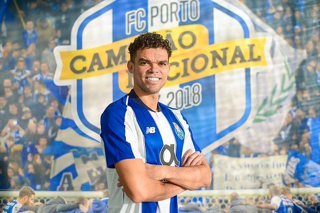 Pepe ➡️ Porto
