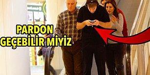 Düşe Kalka Mesaj Atmaya Çalışan Telefon Bağımlılarına Türk İnsanının Tepkisi