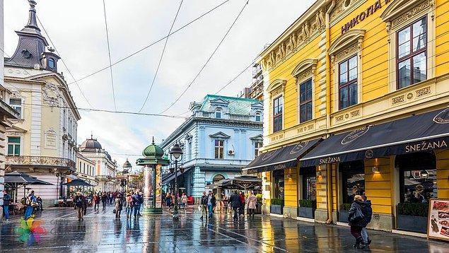 Belgrad- Sırbistan