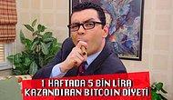 Bitcoin'e Bel Bağlayıp Dibi Görenlerle 1 Ayda 10 Kilo Verdiren Mucizevi Diyetleri Uygulayıp Kilo Alanlar Ortak Atadan mı Geliyor?
