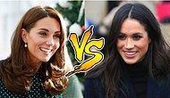 Kate Middleton vs. Meghan Markle: Kraliyet Gelinleri Arasında Sular Durulmuyor!