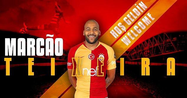 Marcao ➡️ Galatasaray - [4 milyon euro]