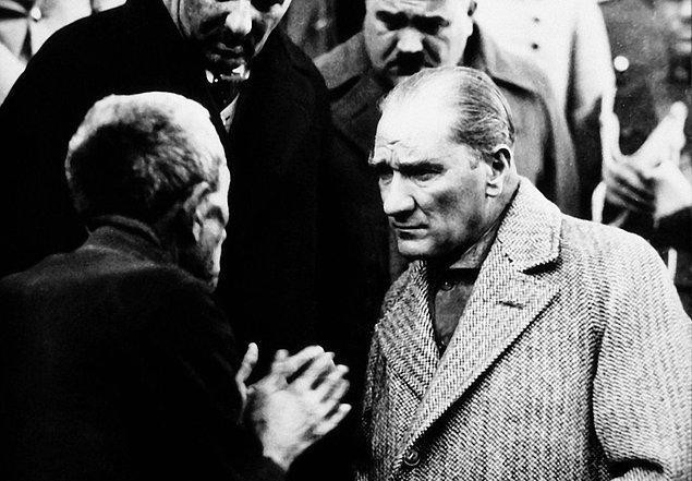 Mustafa Kemal Türkiye'yi müreffeh bir toplum olarak yeniden tasarlarken üretim tesislerinin de bir güncellemeye ihtiyacı olduğunu düşünüyordu.